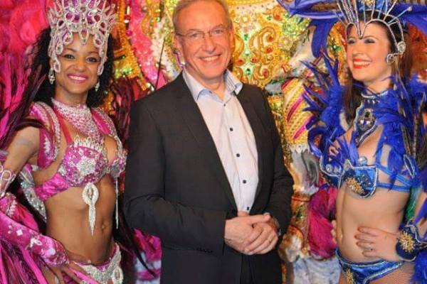 Danseuses samba + bgm